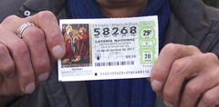 Número de la Grossa de la Loteria de Nadal.
