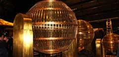Els bombos de la Loteria de Nadal ja són al Teatre Real