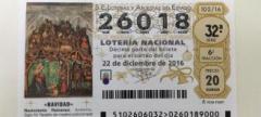 Juga a la loteria La13 de Girona